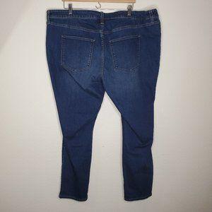 Universal Thread Jeans - Universal Thread Dark Wash Skinny Jeans